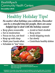 Healthy Holiday Tips